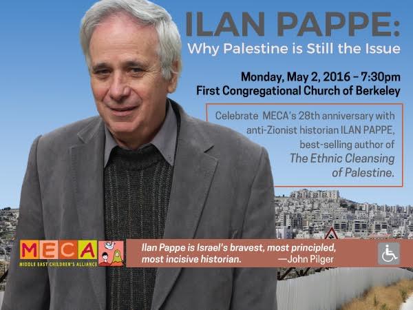 ISRAEL FILES : Ilan Pappé, Ten Myths about Israel