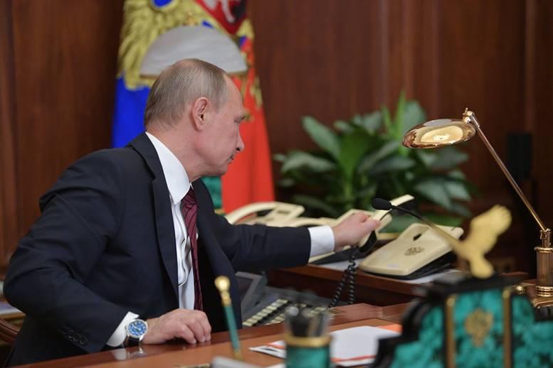 Kremlinle telefon görüşmeleri: Liderler arasındaki telefon konuşmaları nasıl ayarlanıyor